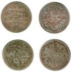 coin shah 1901 1&2mohar pri