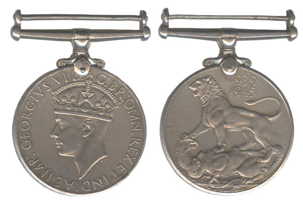 IIWW british india medal